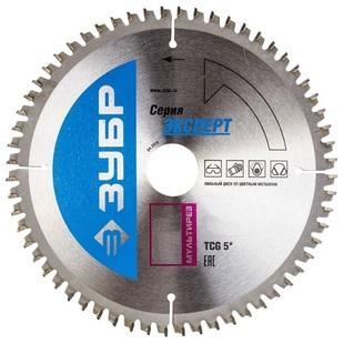 Пильный диск Зубр 36907-300-30-80 300х30 мм - Пильный дискПильные диски<br>Диск пильный, точный-мульти рез, по алюминию, ламинату, пластику, ДСП, 300х30мм, 80Т