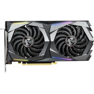 MSI GeForce GTX 1660 1860MHz PCI-E 3.0 6144MB 8000MHz 192 bit HDMI 3xDP (1660 GAMING X 6G) RTL - Видеокарта