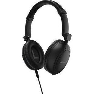 Thomson HED2307NCL (черный) - НаушникиНаушники и Bluetooth-гарнитуры<br>Наушники с микрофоном, полноразмерные, 32 Ом, 104 дБ, разъем mini jack 3.5 mm, активное шумоподавление.