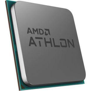AMD Athlon 240GE Raven Ridge (AM4, L3 4096Kb) BOX - Процессор (CPU)Процессоры (CPU)<br>2-ядерный процессор, Socket AM4, частота 3500 МГц, объем кэша L3: 4096 КБ, ядро Raven Ridge, техпроцесс 14 нм. Кулер в комплекте.