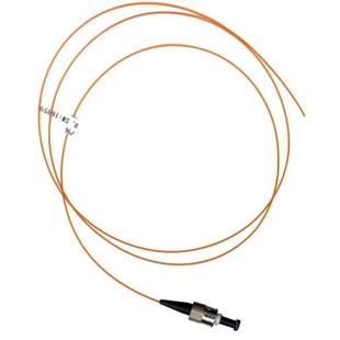 Пигтейл 1x9/125 OS1/OS2 ST 2м (Molex 91.10.832.00200) (желтый) - КабельСетевые аксессуары<br>Монтажный оптический шнур, тип коннектора: ST, тип волокна: SM, длина 2м.