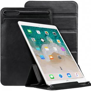 Чехол для Apple iPad Pro 11 (Jisoncase Mircofiber Leather JS-PRO-40M10) (черный) - Чехол для планшета