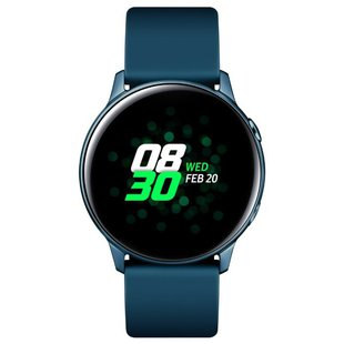 Samsung Galaxy Watch Active (зеленый) - Умные часы, браслет