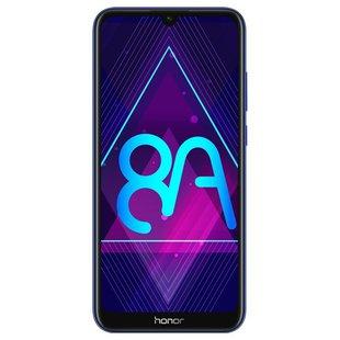 Huawei Honor 8A 32Gb (синий) - Мобильный телефон