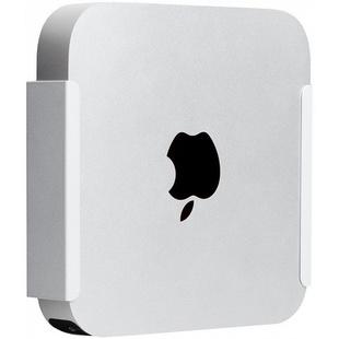 Крепление для Apple Mac Mini (HIDEit MiniU) - Подставка, кронштейнПодставки и кронштейны<br>HIDEit MiniU представляет собой стильное и практичное крепление для Mac Mini. Оно выполнено из прочной листовой стали и имеет порошковое покрытие. С его помощью вы сможете закрепить свой компьютер практически на любой плоской поверхности, будь то стена, крышка стола или задняя стенка монитора (VESA). Размеры крепления идеально подогнаны под габариты Mac Mini, а установка очень проста. Монтажный набор входит в поставку аксессуара.
