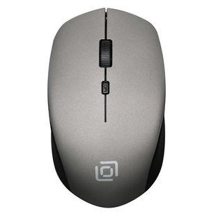 Oklick 565MW USB Matt Black-Grey - МышьМыши<br>Беспроводная мышь, интерфейс USB, 3 кнопки + колесо, 1000dpi.