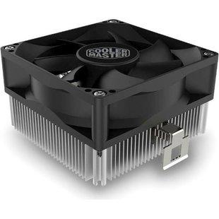 Cooler Master A30 PWM RTL - Кулер, охлаждениеКулеры и системы охлаждения<br>Кулер для процессора AMD: AM2, AM2+, AM3/AM3+/FM1, AM4, FM2/FM2+, 1 вентилятор 80 мм, скорость 2500 об/мин, коннектор 4pin PWM.