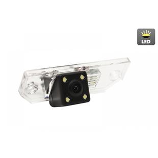 CMOS ECO LED штатная камера заднего вида для Ford C-MAX (2003 - 2010), Focus (2004 - 2011), Skoda (1996 - 2010) (Avis AVS112CPR (#014)) - Камера заднего вида