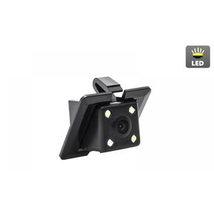 CMOS ECO LED штатная камера заднего вида для LEXUS, TOYOTA (Avis AVS112CPR (#096)) - Камера заднего видаКамеры заднего вида<br>Камера заднего вида со светодиодной подсветкой проста в установке и незаметна, что позволяет избежать ее кражи или повреждения. Разрешение в 550 тв-линий и угол обзора 140° предоставляют водителю полную картину всего происходящего сзади, а класс пыле- и влагозащиты IP67 позволяет не беспокоиться за сохранность камеры в жестких условиях российских дорог.