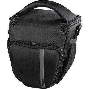 Сумка Hama Odessa 110 Colt (черный, серый) - Чехол, сумка для фотоаппаратаСумки, чехлы для фото- и видеотехники<br>Назначение: зеркальная фотокамера, внутренний размер: 140 х 160 х 95 мм.