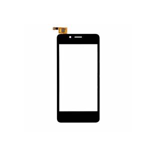 Тачскрин для Fly FS458 Stratus 7 (М7749621) (черный) - Тачскрин для мобильного телефона