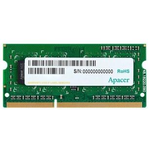 Apacer DDR3 SODIMM 8GB (DV.08G2K.KAM) - Память для компьютераМодули памяти<br>Модуль памяти 8Гб, тип DDR3 SODIMM, частота 1600МГц, PC3-12800.