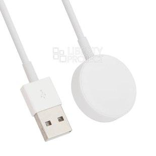Кабель зарядки для Apple Watch (0L-00041941) (белый) - АккумуляторАккумуляторы для умных часов<br>USB кабель предназначен для зарядки часов Apple Watch.