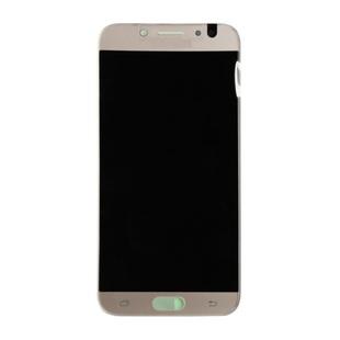 Дисплей для Samsung Galaxy J7 (2017) с тачскрином (0L-00041367) (золотистый) - Дисплей, экран для мобильного телефонаДисплеи и экраны для мобильных телефонов<br>Полный заводской комплект замены дисплея для Samsung Galaxy J7 (2017). Стекло, тачскрин, экран для Samsung Galaxy J7 (2017) в сборе. Если вы разбили стекло - вам нужен именно этот комплект, который поставляется со всеми шлейфами, разъемами, чипами в сборе.