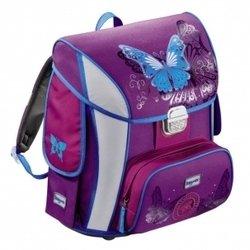 Ранец школьный Step By Step (Baggymax Butterfly 919932) (сиреневый) - Ранец, рюкзак, сумка, папка