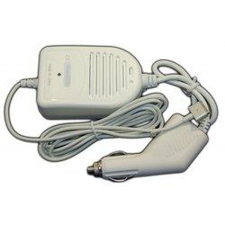 Автомобильное зарядное устройство для Apple Macbook Air 13, 15 (Palmexx PCA-036) (белый) - Сетевая, автомобильная зарядка для ноутбукаСетевые и автомобильные зарядки для ноутбуков<br>Автомобильный адаптер питания подключается в гнездо прикуривателя или в специальную розетку на 12 В.