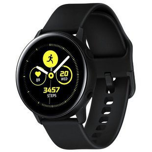 Samsung Galaxy Watch Active (черный) - Умные часы, браслет