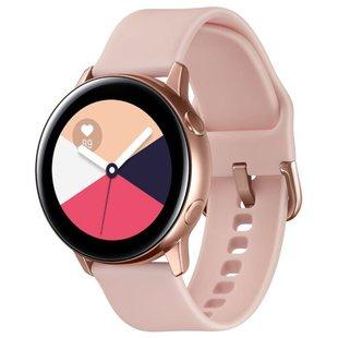 Samsung Galaxy Watch Active (розовый) - Умные часы, браслет