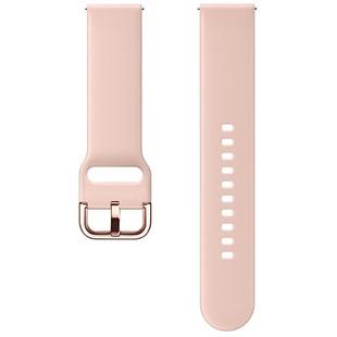 Ремешок для Samsung Galaxy Watch Active (ET-SFR50MPEGRU) (розовый) - Ремешок для умных часов