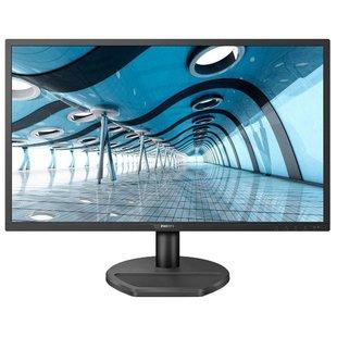 Монитор Philips 221S8LDAB - МониторМониторы<br>Монитор Philips 221S8LDAB - ЖК (TFT TN) 21.5quot;, широкоформатный, 1920x1080, LED-подсветка, 250 кд/м2, 1000:1, 1 мс, 170°/160°, стереоколонки, DVI, HDMI, VGA