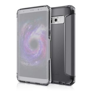 Чехол-книжка для Samsung Galaxy S8 Plus (ITSKINS SPECTRUM VISION SGP8-SPEVI-BLCK) (черный) - Чехол для телефона