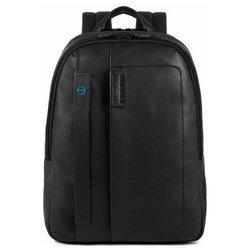 Рюкзак PIQUADRO CA3869P15 (черный) - Сумка для ноутбука Мантурово аксессуары для компьютера
