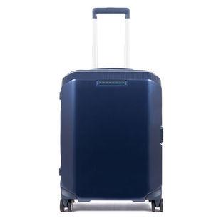 Сумка дорожная Piquadro Cubica BV4425CB/BLU (синий) - Дорожная сумкаДорожные сумки<br>Сумка дорожная, объем - 34 л, вес - 2.71 кг.