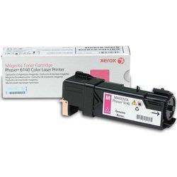 Тонер-картридж для Xerox Phaser 6140 (106R01482) (пурпурный)  - Картридж для принтера, МФУКартриджи<br>Совместим с моделью: Xerox Phaser 6140.