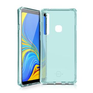 Чехол-накладка для Samsung Galaxy A9 2018 (ITSKINS SG9A-SPECM-LBLU) (голубой) - Чехол для телефонаЧехлы для мобильных телефонов<br>Чехол плотно облегает корпус и гарантирует надежную защиту от царапин и потертостей.