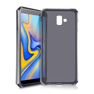 Чехол-накладка для Samsung Galaxy J6 Plus (ITSKINS SG6J-SPECM-BLCK) (черный) - Чехол для телефонаЧехлы для мобильных телефонов<br>Чехол плотно облегает корпус и гарантирует надежную защиту от царапин и потертостей.