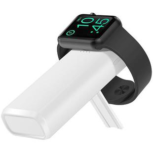 Внешний аккумулятор для Apple Watch series 2, 3, 4 (COTEetCI 2 in 1 PB5119-WH) (белый) - Аккумулятор