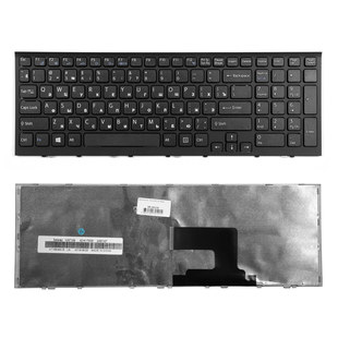 Клавиатура для ноутбука Sony VPC-EH (KB-101131) (черный) - Клавиатура для ноутбука