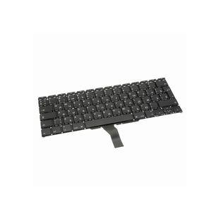 Клавиатура для ноутбука Apple MacBook Air 11 A1370, A1465 (М7748202) (черный) - Клавиатура для ноутбукаКлавиатуры для ноутбуков<br>Клавиатура для ноутбука Apple MacBook Air 11quot; A1370, A1465 Г-образный Enter (черная).