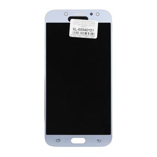 Дисплей для Samsung Galaxy J7 (2017) с тачскрином Qualitative Org (LP) (белый) - Дисплей, экран для мобильного телефонаДисплеи и экраны для мобильных телефонов<br>Полный заводской комплект замены дисплея для Samsung Galaxy J7 (2017). Стекло, тачскрин, экран для Samsung Galaxy J7 (2017) в сборе. Если вы разбили стекло - вам нужен именно этот комплект, который поставляется со всеми шлейфами, разъемами, чипами в сборе.