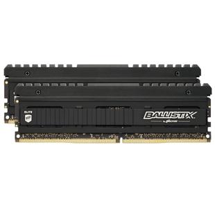 Ballistix BLE2K8G4D36BEEAK - Память для компьютераМодули памяти<br>2 модуля памяти DDR4, объем модуля 8 ГБ, форм-фактор DIMM, 288-контактный, частота 3600 МГц, радиатор, CAS Latency (CL): 16.