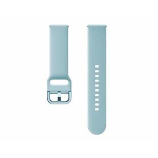 Ремешок для Samsung Galaxy Watch Active (ET-SFR50MLEGRU) (голубой) - Ремешок для умных часов