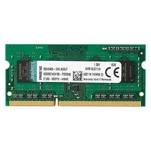 Kingston KVR16LS11/4 OEM - Память для компьютераМодули памяти<br>1 модуль памяти DDR3L, объем модуля 4 Гб, форм-фактор SODIMM, 204-контактный, частота 1600 МГц, CAS Latency (CL): 11.