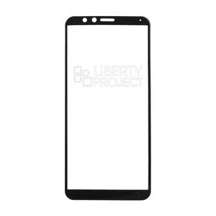 Защитное стекло для Huawei Honor 7X (WK Kingkong Series Full Model Tempered Glass) (черный) - Защита  - купить со скидкой
