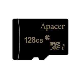 Карта памяти APACER microSDXC 128GB UHS-I Class 10 без адаптера (AP128GMCSX10U1-RA) - Карта флэш-памятиКарты флэш-памяти<br>Карта памяти APACER microSDXC 128GB, UHS-I, Class 10, без адаптера.