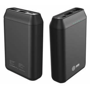 Cactus CS-PBFSST-10000 2xUSB 10000mAh (черный) - Внешний аккумулятор