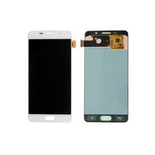 Дисплей для Samsung Galaxy A5 (2016) SM-A510F с тачскрином (М7749935) (белый) - Дисплей, экран для мобильного телефонаДисплеи и экраны для мобильных телефонов<br>Полный заводской комплект замены дисплея для Samsung Galaxy A5 (2016) SM-A510F. Стекло, тачскрин, экран для Samsung Galaxy A5 (2016) SM-A510F в сборе. Если вы разбили стекло - вам нужен именно этот комплект, который поставляется со всеми шлейфами, разъемами, чипами в сборе.
