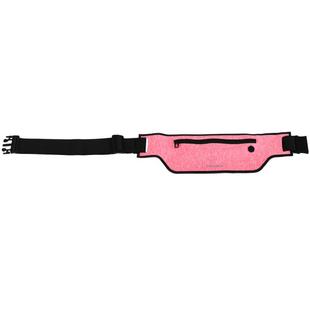 Универсальный спортивный чехол Momax XFIT Fitness Belt (SR2) (розовый) - Универсальный чехол для телефонаУниверсальные чехлы для мобильных телефонов<br>Momax XFIT Fitness Belt SR2 — это практичный и удобный чехол-сумка на пояс, которая позволит брать с собой на тренировки смартфон. Она выполнена из прочной ткани и обеспечивает качественную защиту телефона от загрязнения. Надежная застежка-молния не позволит коммуникатору самовольно покинуть сумочку даже во время интенсивных упражнений. Для подключения наушников в аксессуаре имеется специальный кабель-канал.