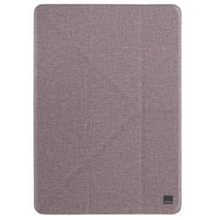 Чехол для Apple iPad Mini 5 (Uniq Yorker Kanvas PDM5YKR-KNVBEG) (бежевый) - Чехол для планшетаЧехлы для планшетов<br>Стильный функциональный чехол Uniq Yorker Kanvas выполнен в форм-факторе книжки и обеспечивает первоклассную защиту iPad Mini 5. Он имеет ультратонкий дизайн и может быть использован в роли удобной подставки. Аксессуар выполнен из премиальной ткани, которая придаст планшету изысканности. Сам девайс устанавливается непосредственно в прочный поликарбонатный каркас.