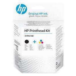 Комплект печатающих головок для HP GT5810, GT5820, InkTank 115, 315, 319, 410, 415, 419 (3YP61AE) (черный, трехцветный) - Картридж для принтера, МФУКартриджи<br>Совместим с моделями: HP GT5810, GT5820, InkTank 115, 315, 319, 410, 415, 419