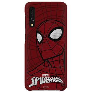 Чехол-накладка для Samsung Galaxy A50 (GP-FGA505HIBRW) (Marvel Spider-Man) - Чехол для телефонаЧехлы для мобильных телефонов<br>Чехол плотно облегает корпус и гарантирует надежную защиту от царапин и потертостей.