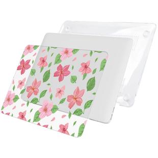 Чехол накладка для Apple MacBook Air 13 A1932 (i-Blason Cover Pink flowers) - Чехол для ноутбукаЧехлы для ноутбуков<br>i-Blason Cover представляет собой ультратонкий и прочный чехол-накладку для MacBook Air 13 A1932. Он состоит из верхней и нижней накладки. Аксессуар обеспечит отличную защиту ноутбука от загрязнений и механических повреждений при транспортировке.
