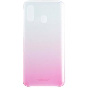 Чехол-накладка для Samsung Galaxy A40 (Gradation EF-AA405CPEGRU) (розовый) - Чехол для телефонаЧехлы для мобильных телефонов<br>Чехол плотно облегает корпус и гарантирует надежную защиту от царапин и потертостей.
