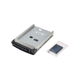 SuperMicro MCP-220-00080-0B - Корпус, док-станция для жесткого дискаКорпуса и док-станции для жестких дисков<br>Используется для установки 2.5quot; дисков (в том числе SSD) в отсеки HotSwap 3.5quot; в Tower корпусах Supermicro.