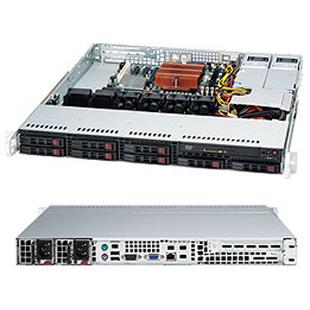 SuperMicro CSE-113MTQ-R400CB - Рэковое сетевое хранилище