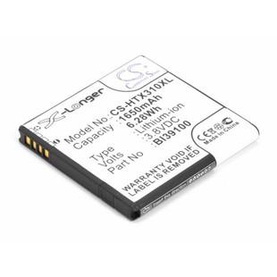Аккумулятор для HTC BA S640, BI39100 (CameronSino CS-HTX310XL) (1650 mAh) - АккумуляторАккумуляторы<br>Аккумулятор рассчитан на продолжительную работу и легко восстанавливает работоспособность после глубокого разряда.